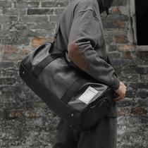 短途旅行包男女出差手提袋大容量旅游包行李包防水运动健身包男潮
